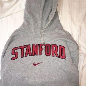 Grey Nike Men's Sweatshirt, XXL